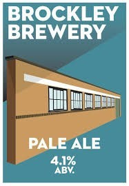 Brockley Brewery Pale Ale
